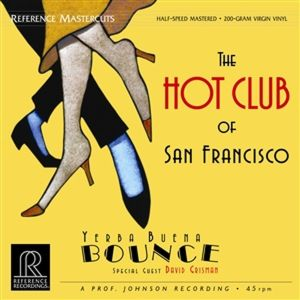 vinyl 2LP HOT CUB OF SAN FRANCISCO Yerba Buena Bounce