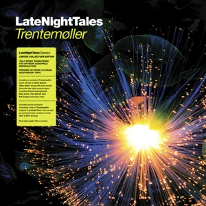 vinyl 2LP TRENTEMOLLER Late Night Tales