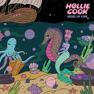 vinyl LP HOLLIE COOK Vessel of Love