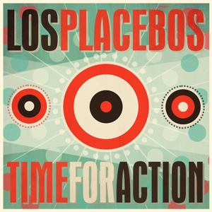 vinyl LP LOS PLACEBOS Time For Action