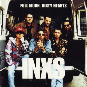 vinyl LP INXS Full Moon, Dirty Hearts