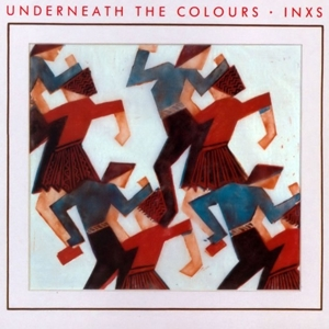 vinyl LP INXS Underneath the Colours
