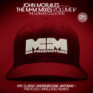 vinyl 2LP JOHN MORALES M&M Mixes Vol.4 Part 2