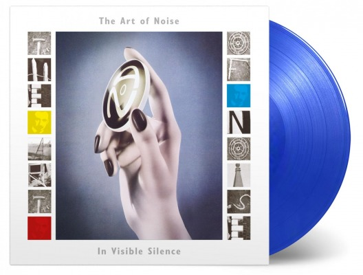 vinyl 2LP THE ART OF NOISE In Visible Silence