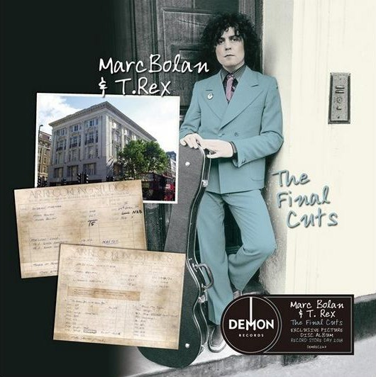 vinyl LP MARC BOLAN & T. REX FINAL CUTS -PD/RSD-