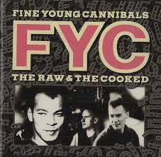 vinyl LP FINE YOUNG CANNIBALS The Raw & The Cooked