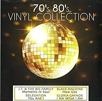 "vinyl 12""maxi SP 70's-80's Vinyl Collection (various artists)"