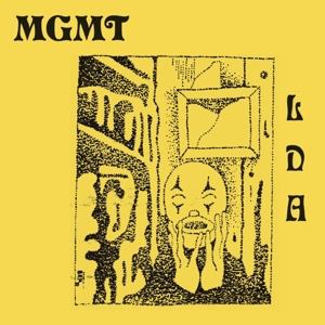 vinyl 2LP MGMT Little Dark Age