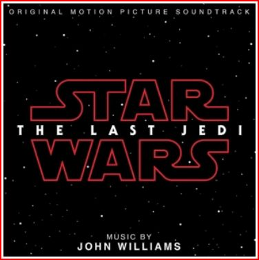 vinyl 2LP Star Wars: the Last Jedi