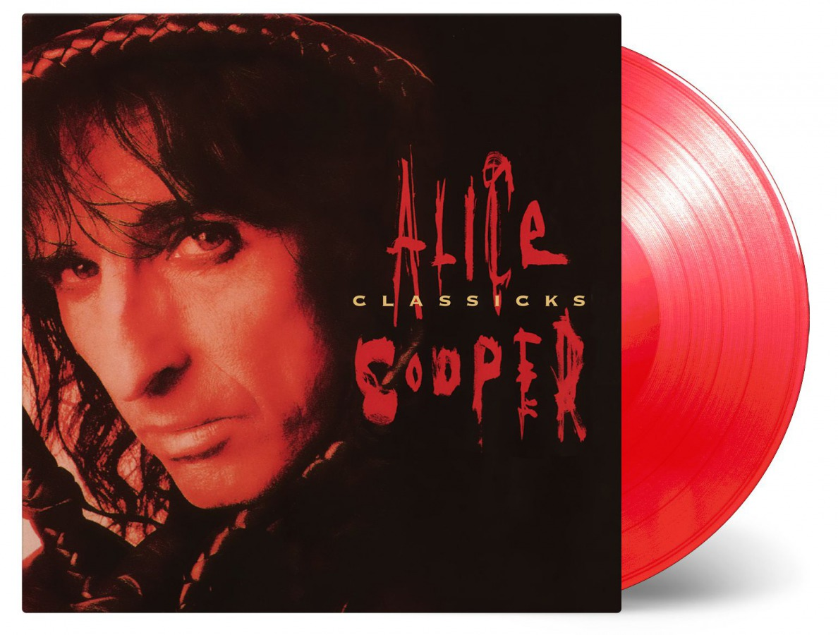 vinyl 2LP ALICE COOPER - CLASSICKS