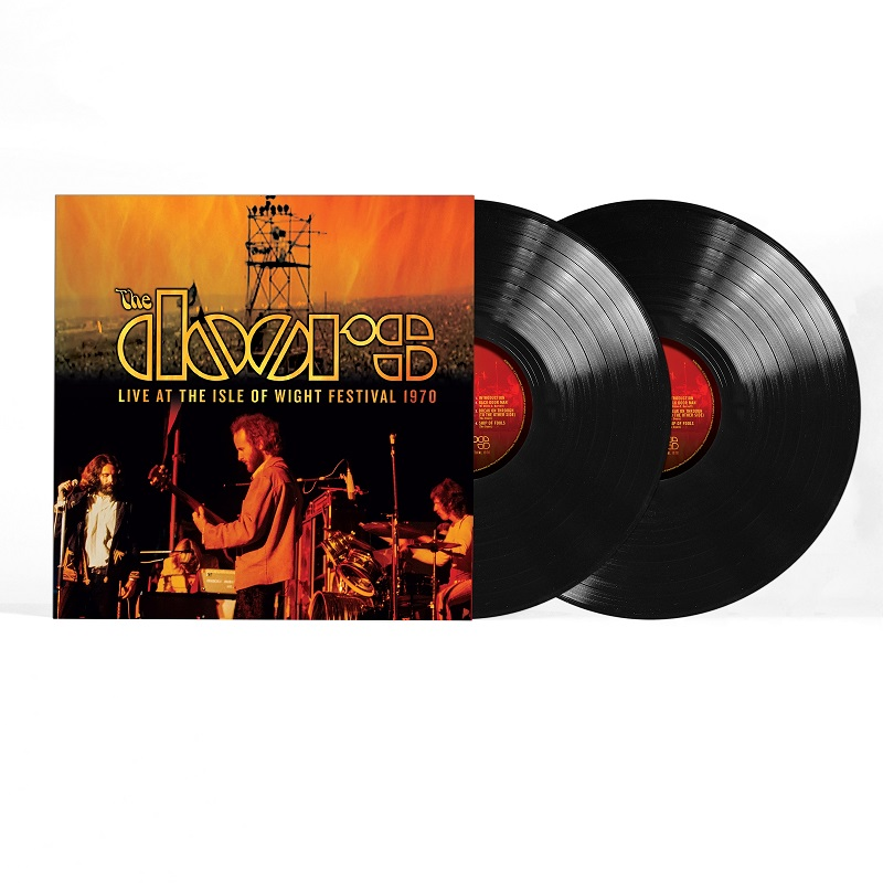 vinyl 2LP The Doors / Live At The Isle Of Wight Festival 1970 (RSD2019)