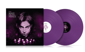 vinyl 2LP V/A Many Faces of Prince