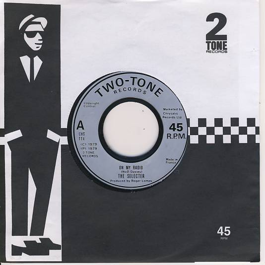 "7""SP THE SELECTER - Missing Words"