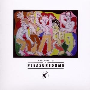 vinyl 2LP FRANKIE GOES TO HOLLYWOOD Welcome To the Pleasuredome