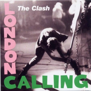 vinyl 2LP THE CLASH London Calling