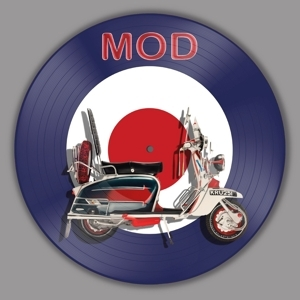 vinyl LP Mod (various artists)