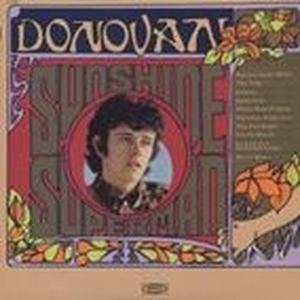 vinyl LP DONOVAN Sunshine Superman