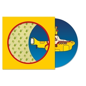 "vinyl 7"" BEATLES Yellow Submarine"