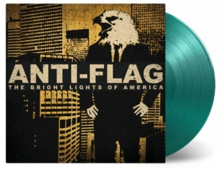 vinyl 2LP ANTI-FLAG Bright Lights of America