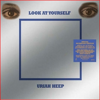 vinyl LP URIAH HEEP  RSD - LOOK AT YOURSELF