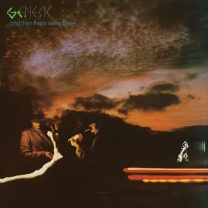 vinyl LP GENESIS And Then There Were Three