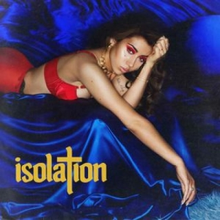 vinyl LP KALI UCHIS Isolation