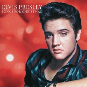 vinyl LP ELVIS PRESLEY Songs for Christmas