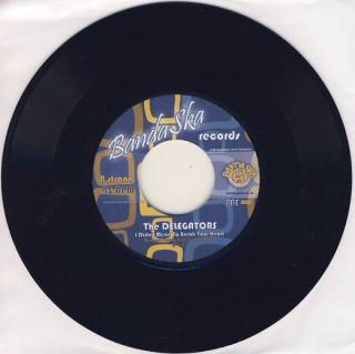 "vinyl 7""SP THE DELEGATORS I Didn´t Mean To Break Heart"