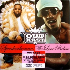 vinyl 4LP OutKast Speakerboxxx / The Love Below
