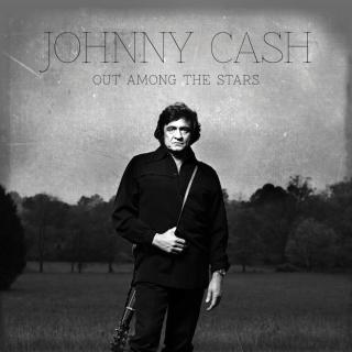 CD JOHNNY CASH Out Among The Stars