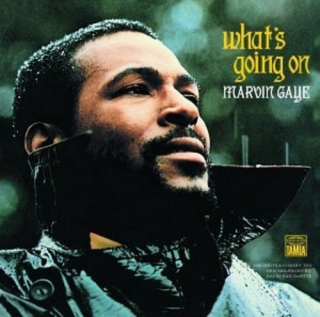 vinyl LP MARVIN GAYE What´s Going On