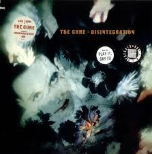 vinyl 2LP THE CURE Disintegration