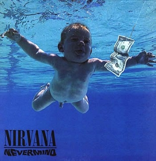 vinyl LP NIRVANA Nevermind