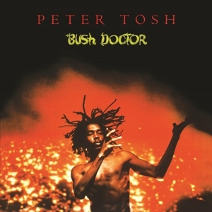 vinyl LP PETER TOSH Bush Doctor