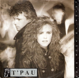 "vinyl 7""SP T´PAU China In Your Hand"
