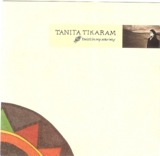 "vinyl 7""SP TANITA TIKARAM Twist in My Sobriety"