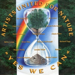 "vinyl 7""SP ARTISTS UNITED FOR NATURE Yes We Can"