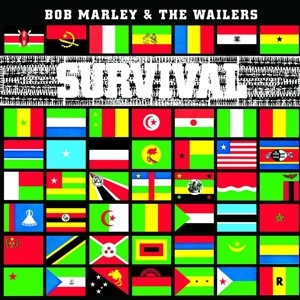 vinyl LP BOB MARLEY & THE WAILERS Survival