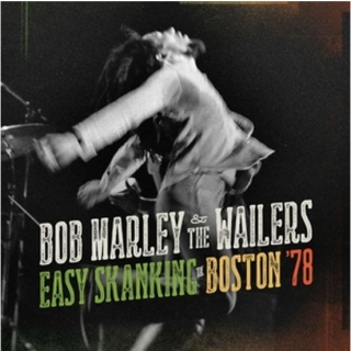 vinyl 2LP BOB MARLEY and THE WAILERS Easy Skanking ( Boston 1978 )