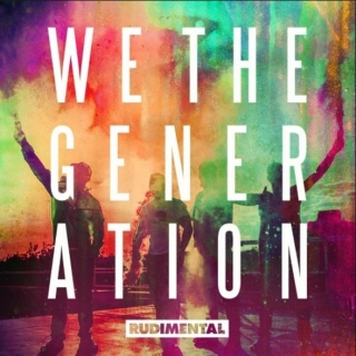 vinyl LP RUDIMENTAL We The Generation