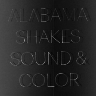 vinyl 2LP ALABAMA SHAKES Sound and Colour