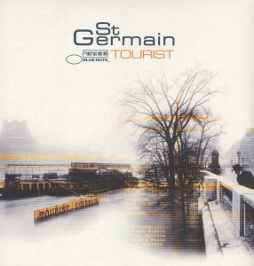 vinyl 2LP ST.GERMAIN Tourist