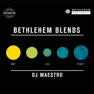 vinyl 2LP BETLEHEM BLENDS by DJ MAESTRO