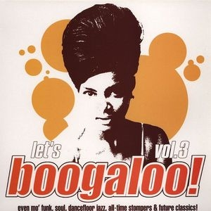 vinyl LP Let´s Boogaloo! Vol. 3 (various artists)