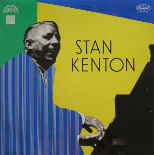 vinyl LP KENTON STAN Stan Kenton