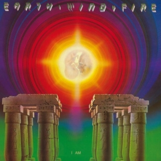 vinyl LP EARTH, WIND & FIRE I Am