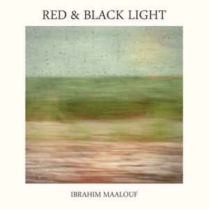 vinyl 2LP IBRAHIM MAALOUF Red & Black Light