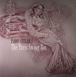 vinyl 2LP PAROV STELAR The Paris Swing Box