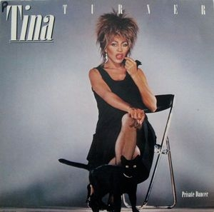 vinyl LP TINA TURNER Private Dancer