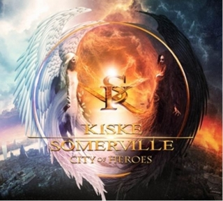 vinyl 2LP KISKE and SOMERVILLE City of Heroes